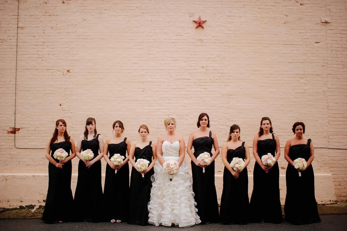 vogue bridesmaids