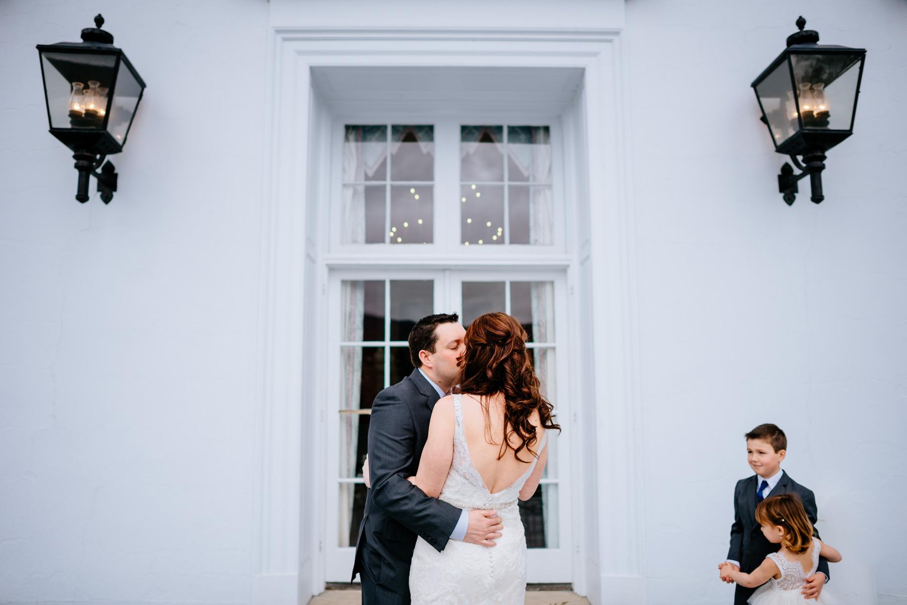 the greenbrier resort elopement photos