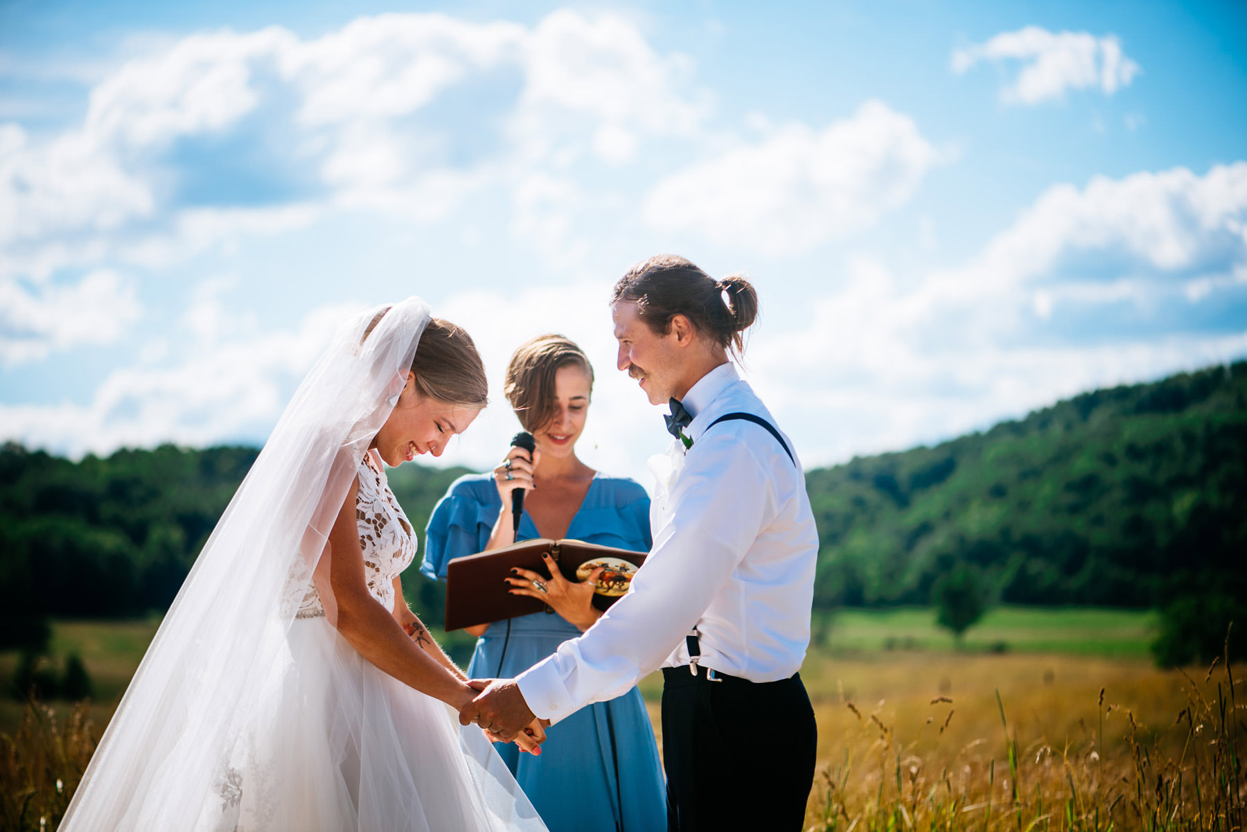 boho wv farm wedding lewisburg