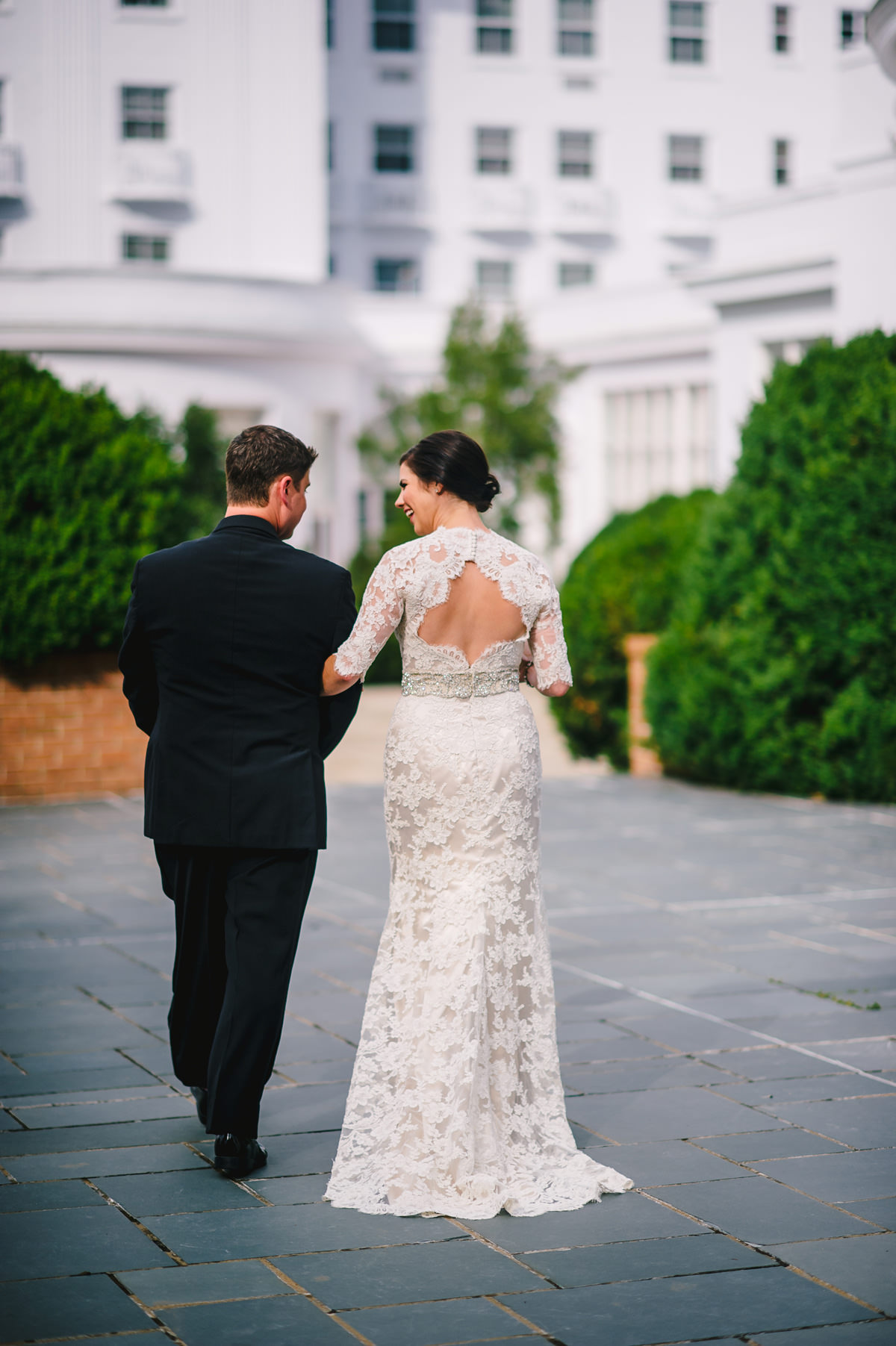 greenbrier weddings