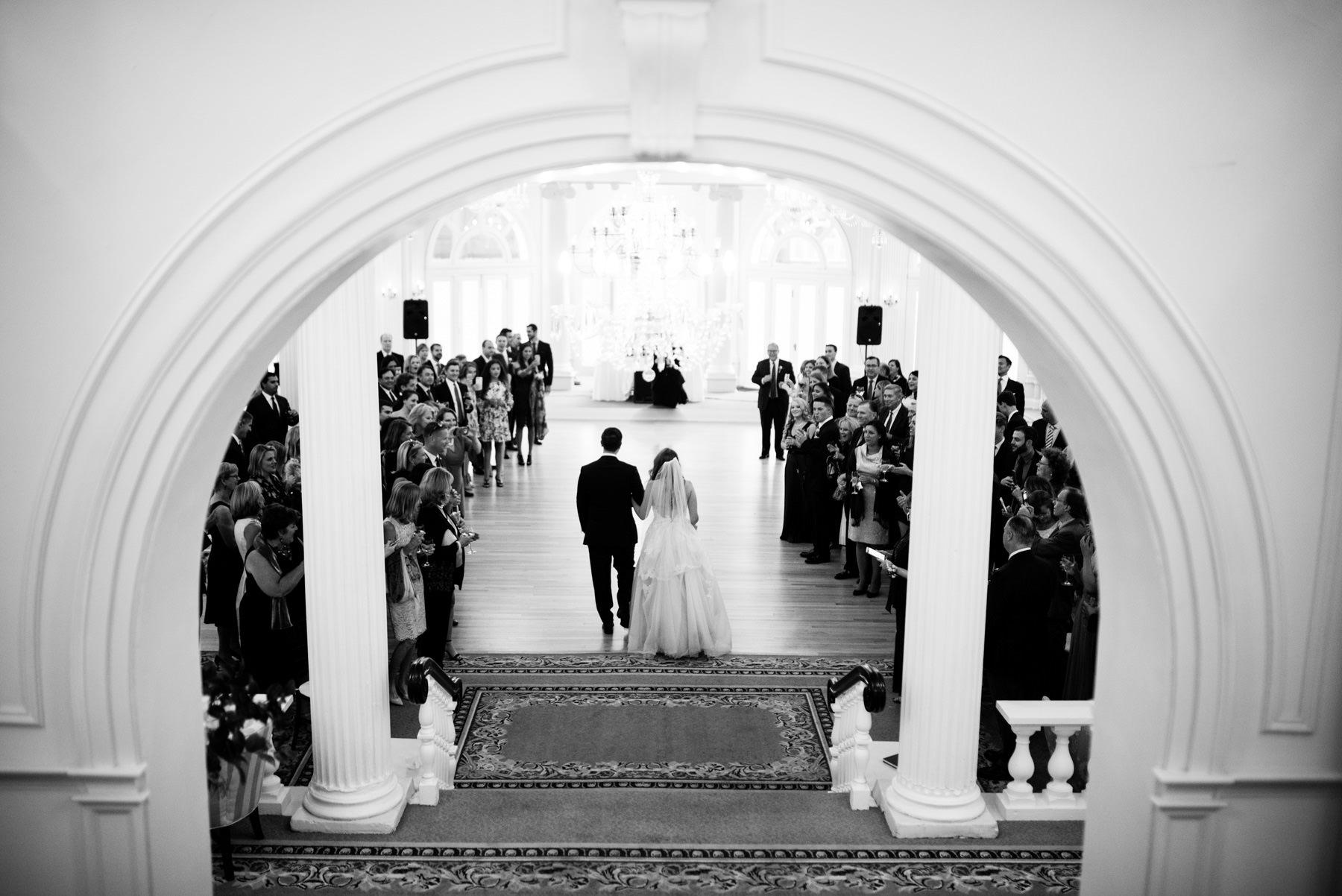 omni homestead resort wedding