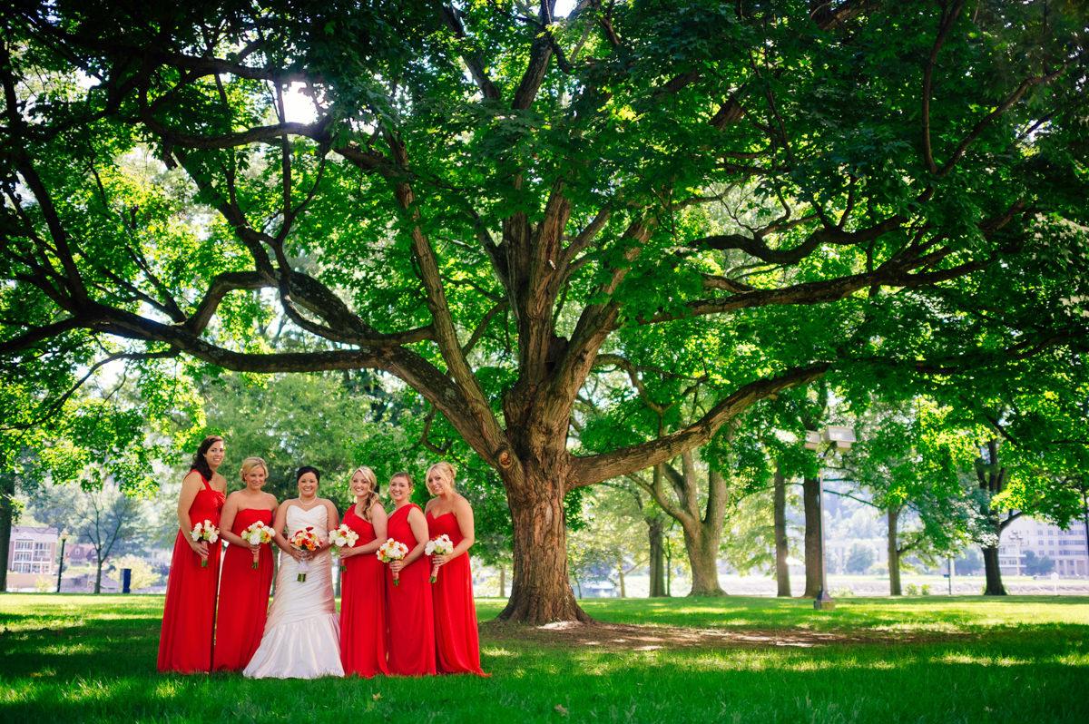 charleston west virginia wedding at the capitol