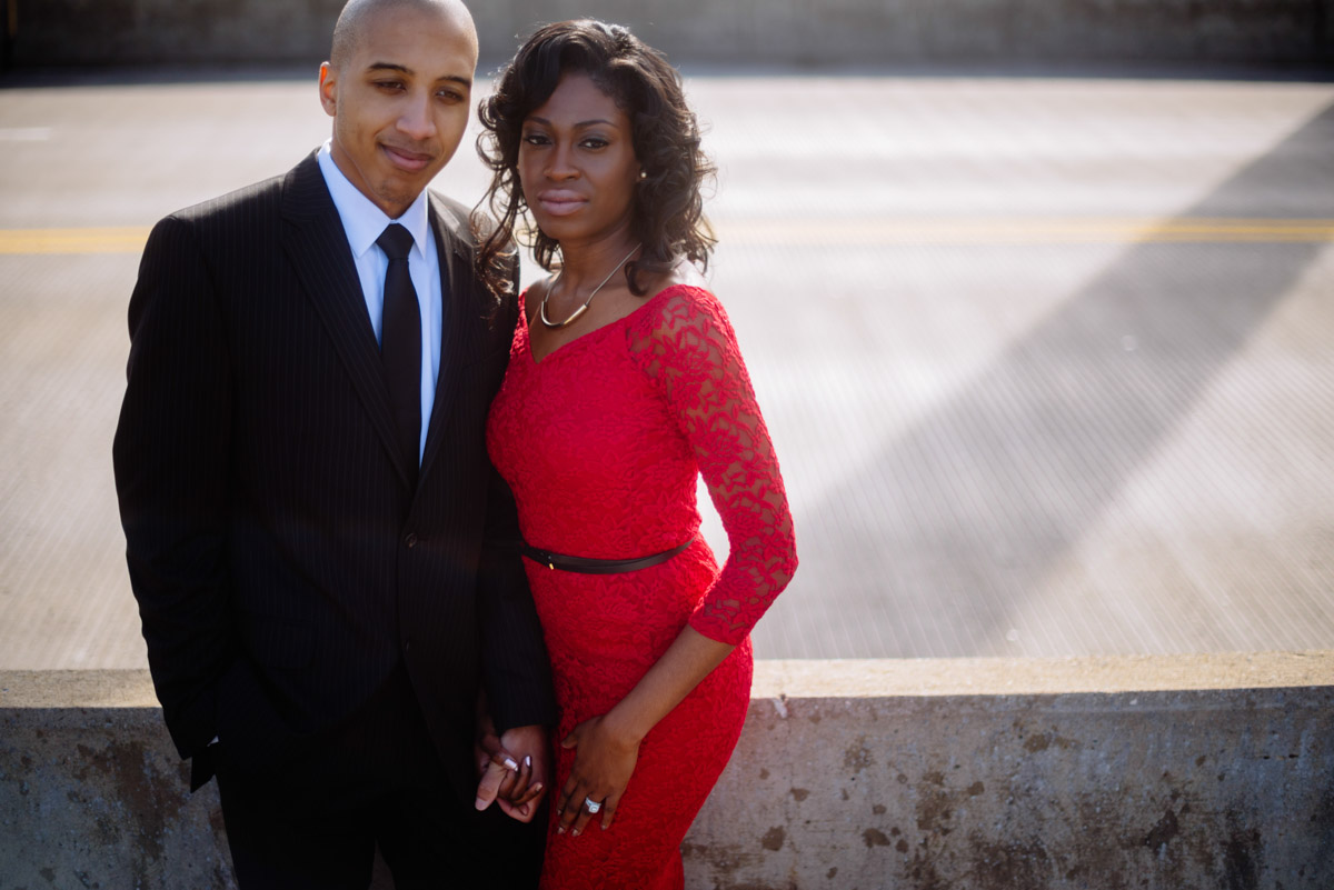 charleston wv southside bridge engagement elopement photos