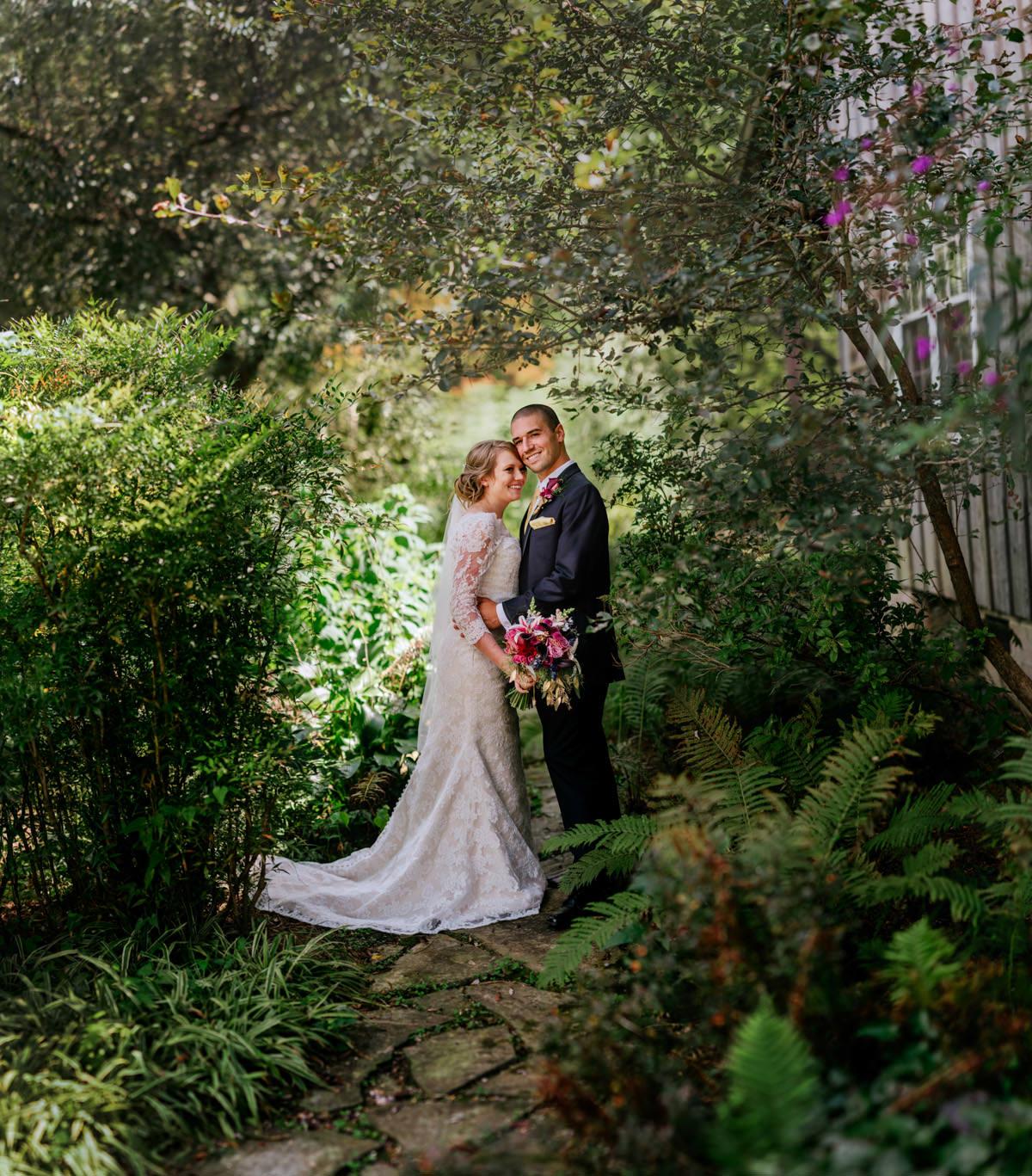 bride groom brenizer method portrait jq dickinson saltworks wedding charleston wv