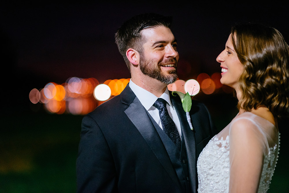 nighttime portraits wedding uc charleston wv
