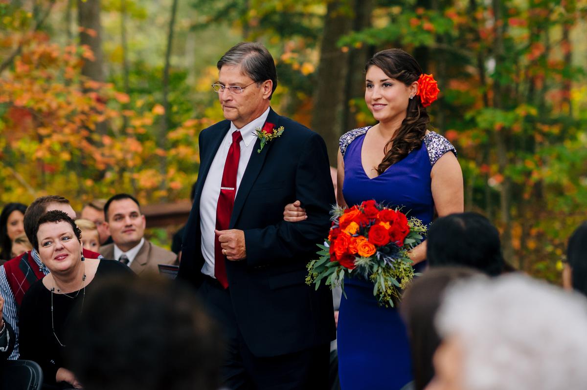 adventures smokeys on the gorge wedding