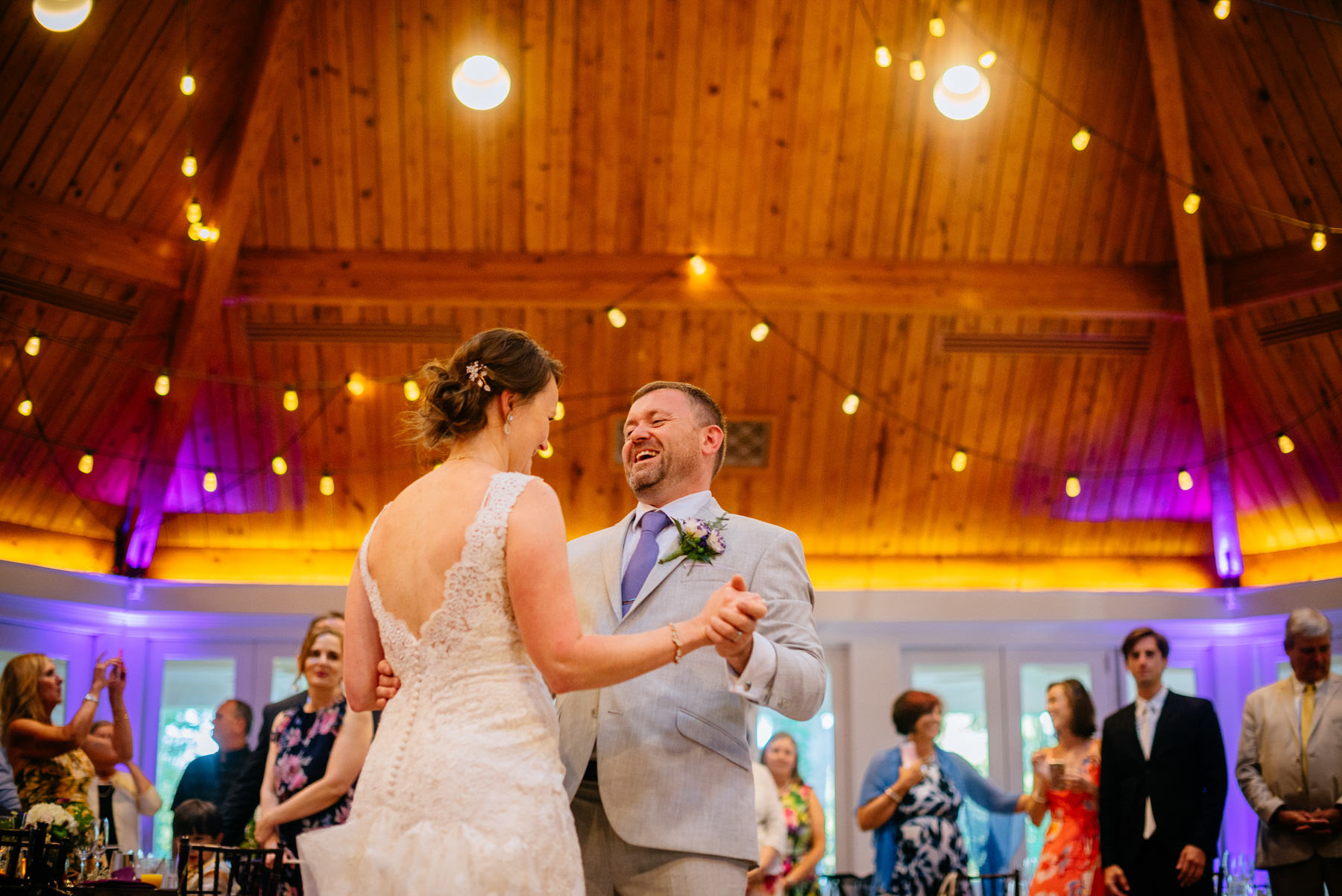 first dance airlie wedding
