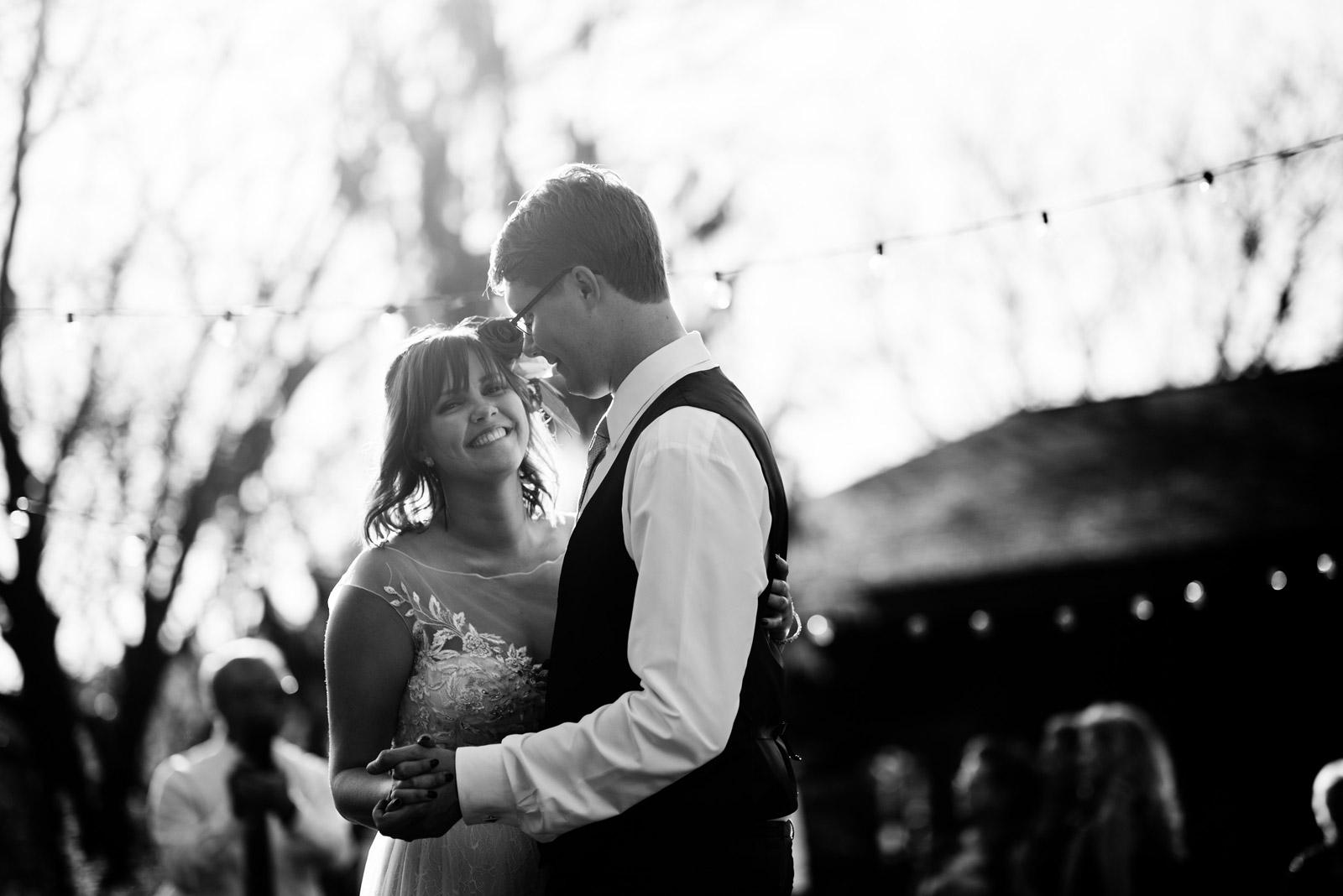 first dance wedding jq dickinson