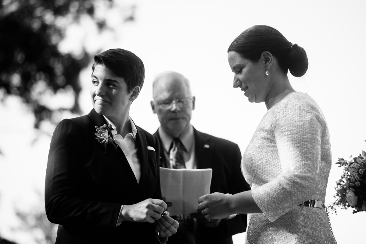 west virginia same sex wedding photos