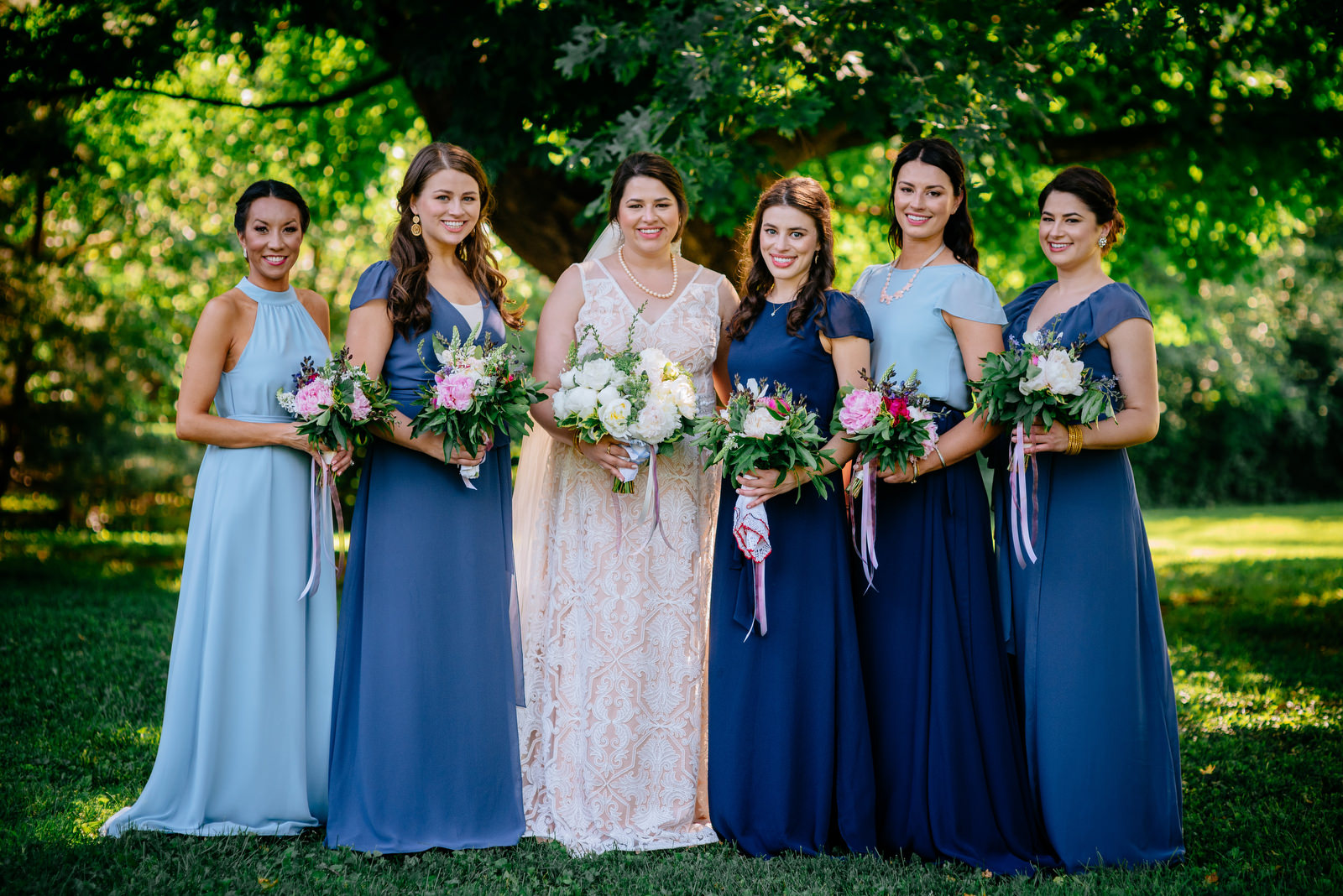bridesmaids lexington ky wedding
