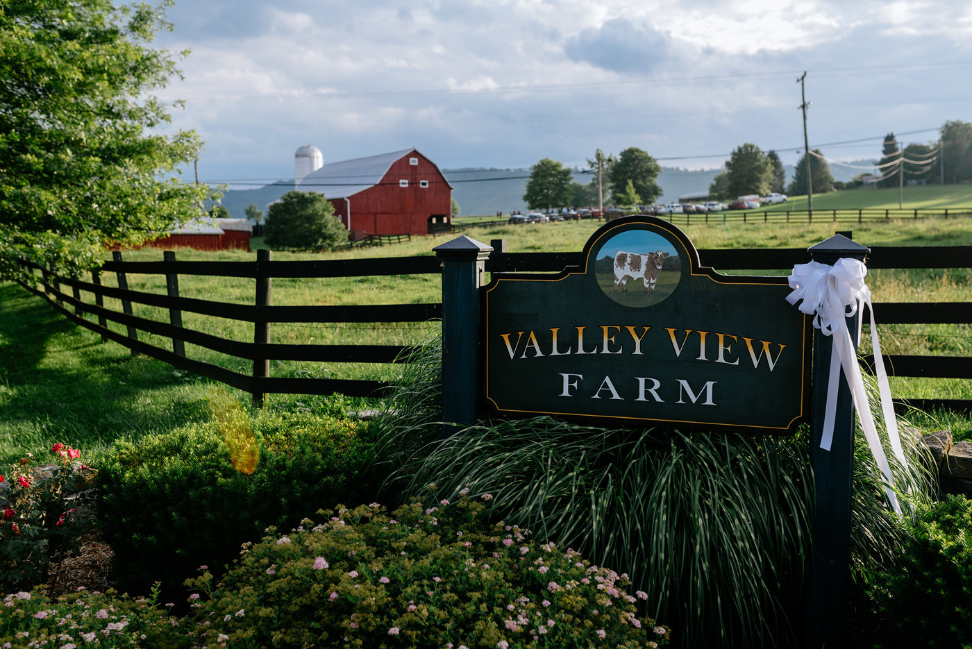 valley view farm wedding reception lewisburg wv