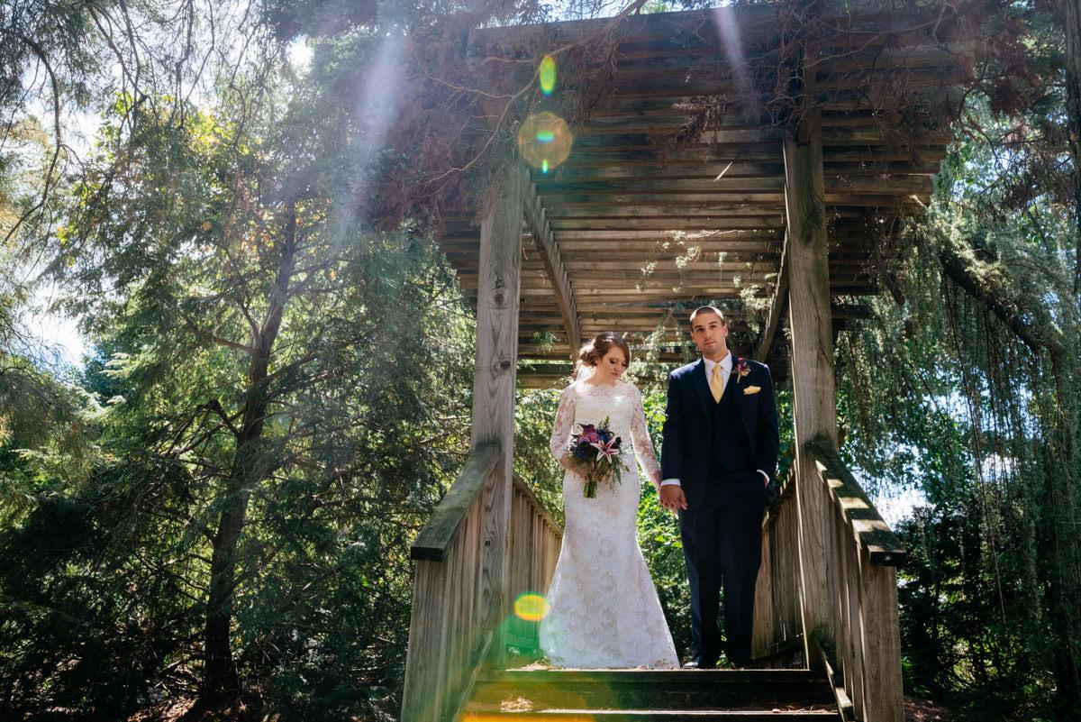 bride groom portrait jq dickinson saltworks wedding