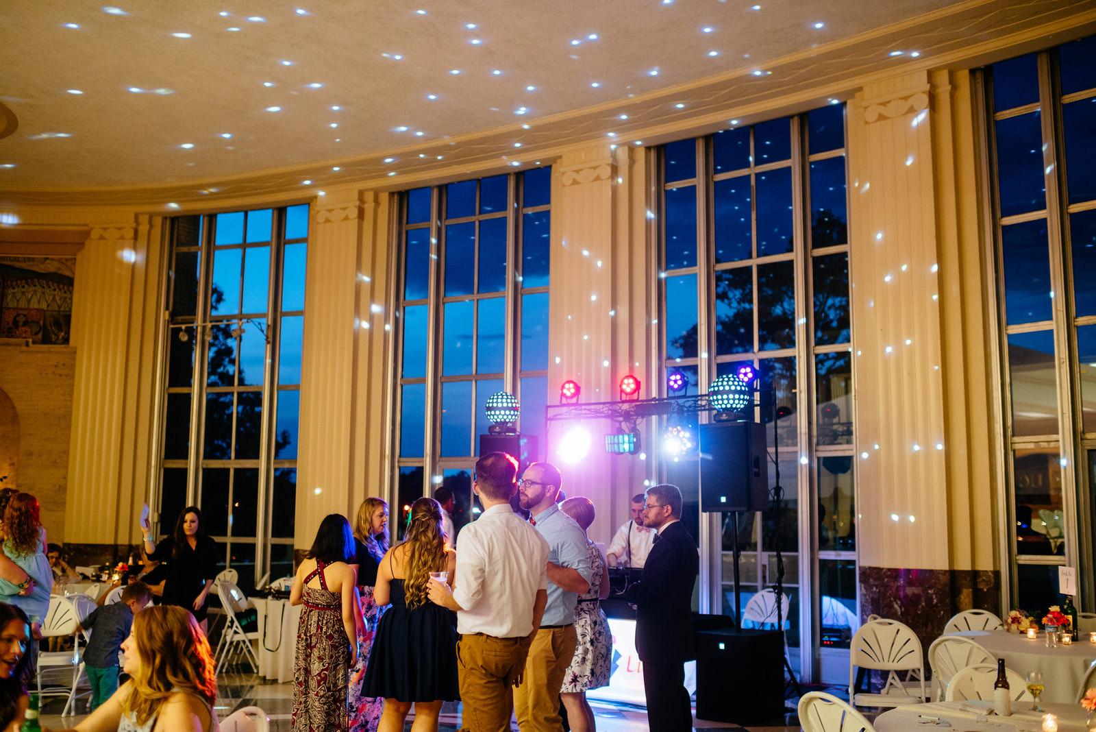 UC wedding reception wv 1