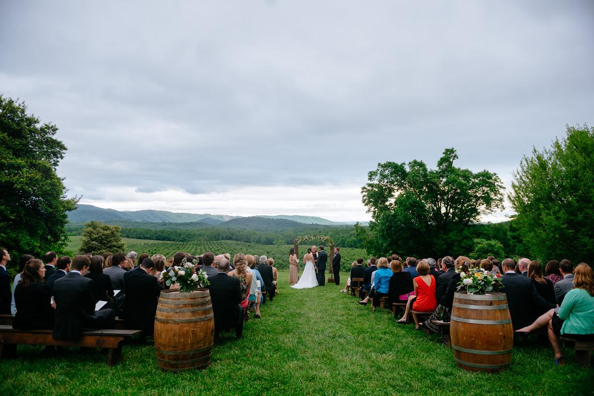 beautiful pharsalia virginia wedding