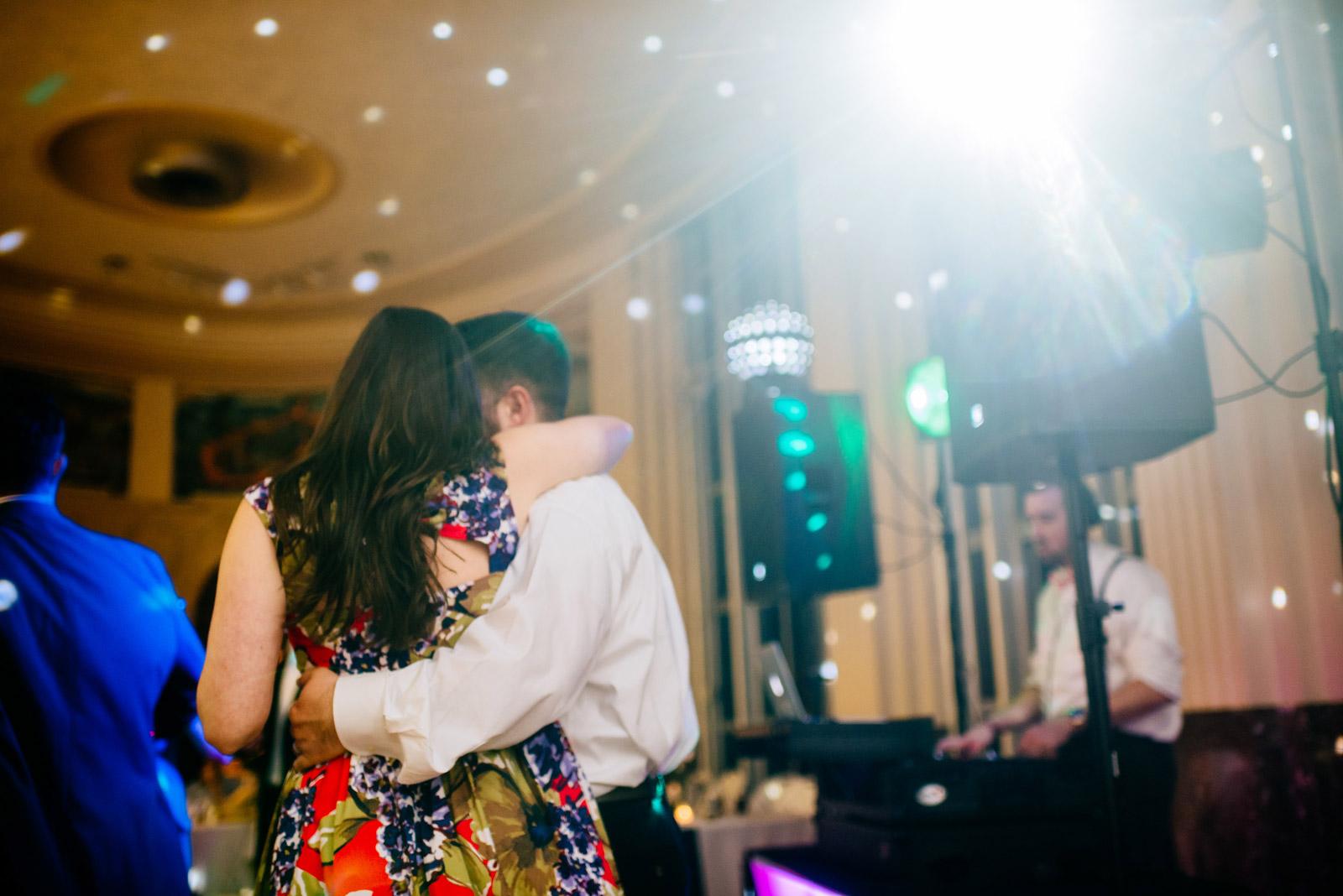 UC rotunda wedding reception