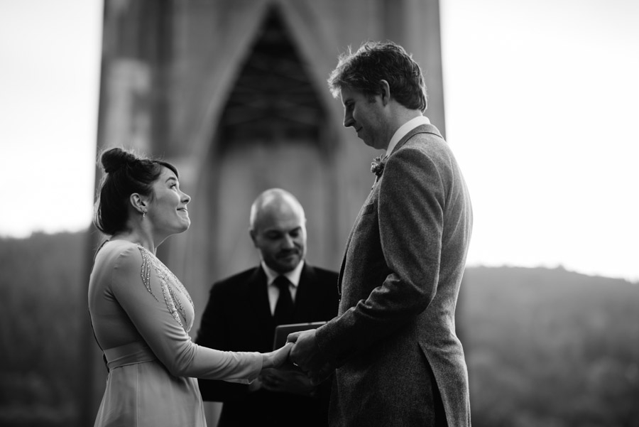 happy bride ring exchange wedding candid by best wv photographers the oberports