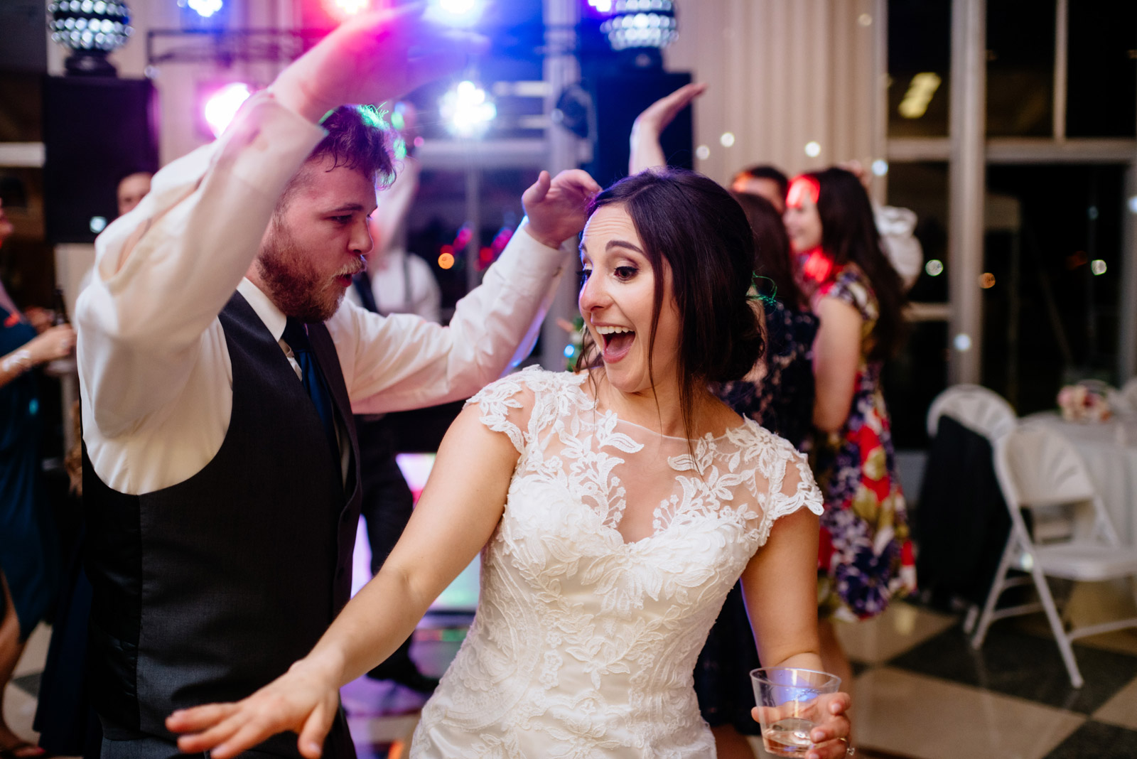 UC rotunda wedding reception charleston wv