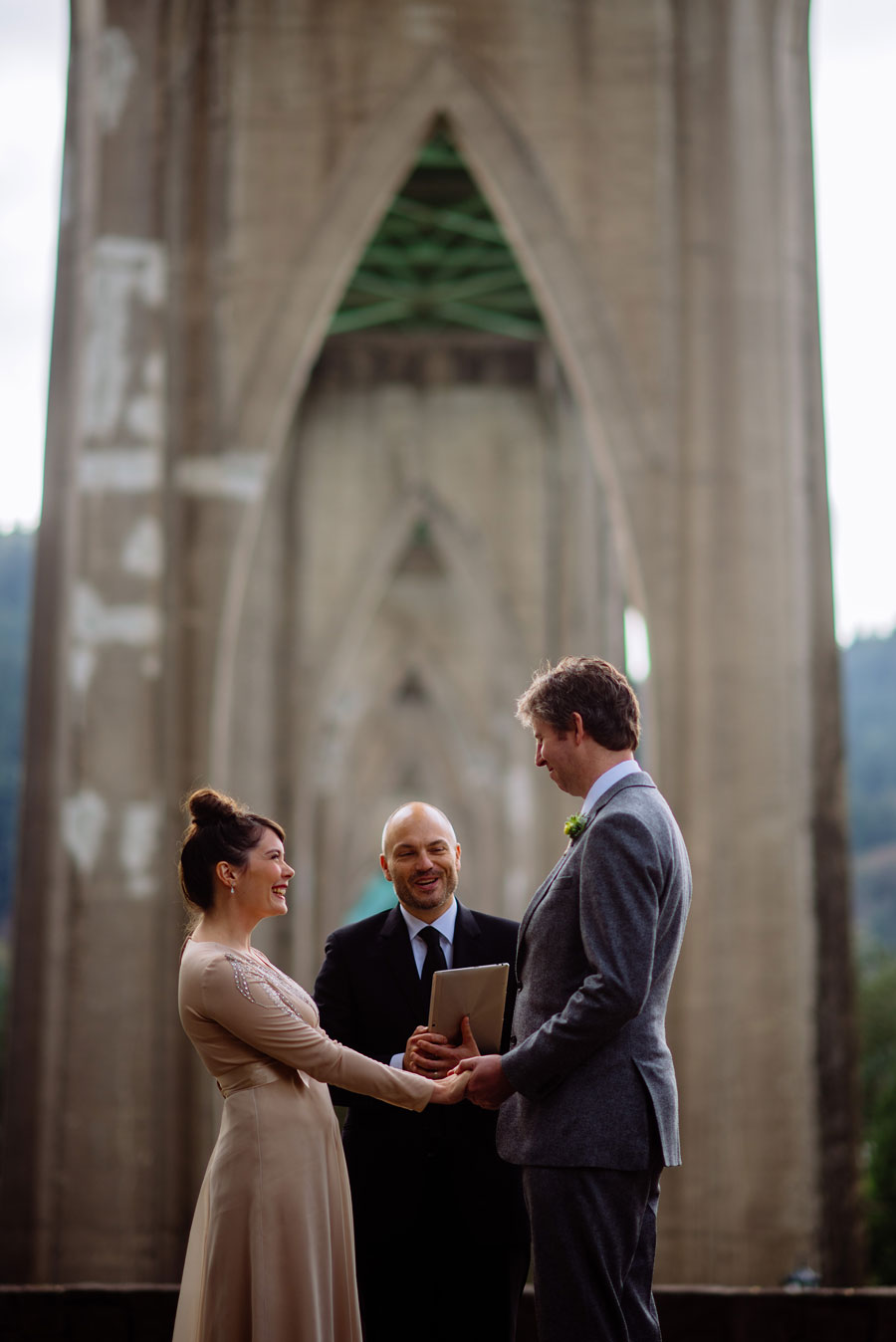 happy bride wedding photojournalism by best wv wedding photographer the oberports1
