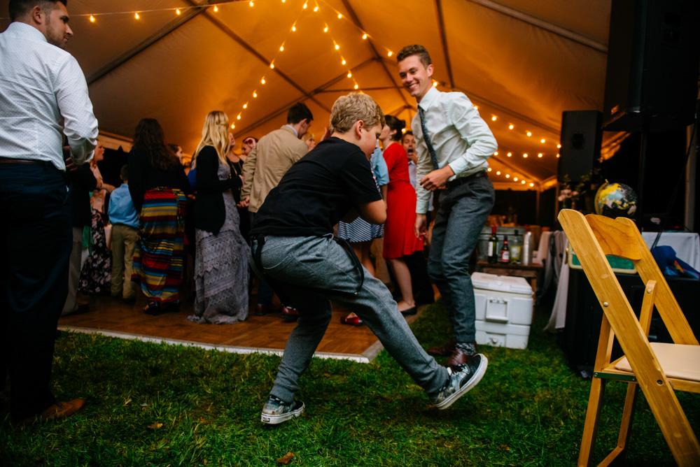 kid cossack dance wedding reception
