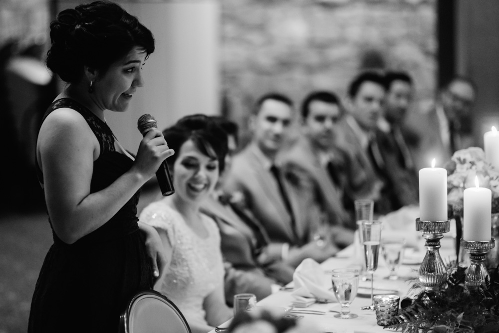 maid of honor speech wedding photojournalism