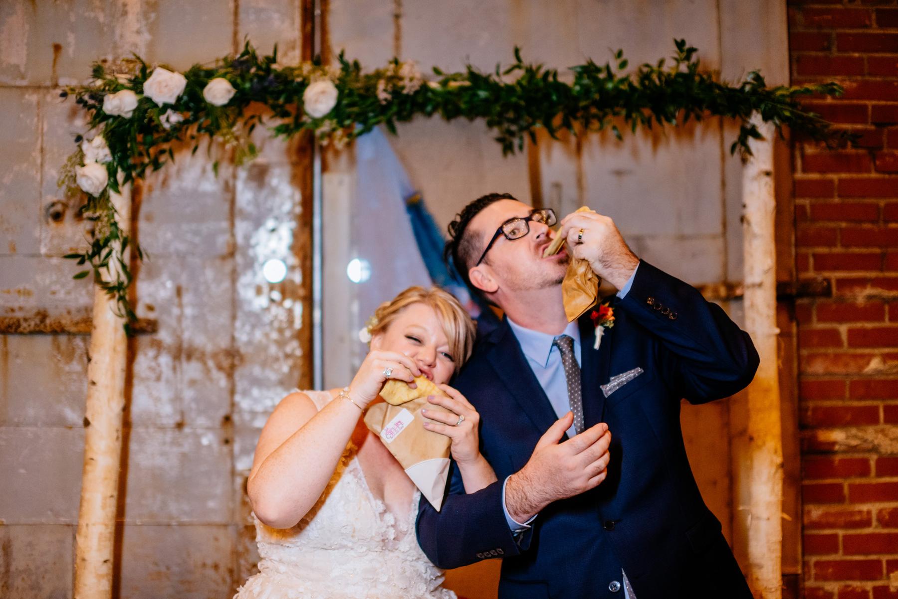 parlez vous crepe wedding treats durham