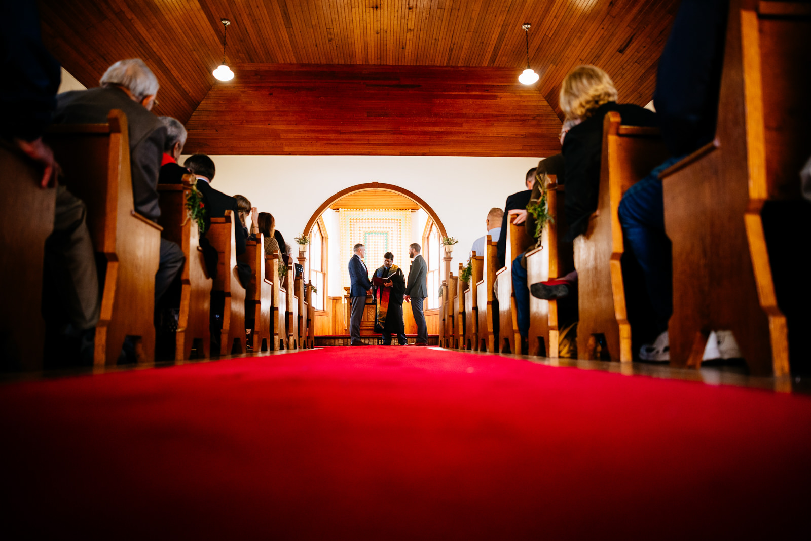 gay ceremony wv farm wedding the oberports