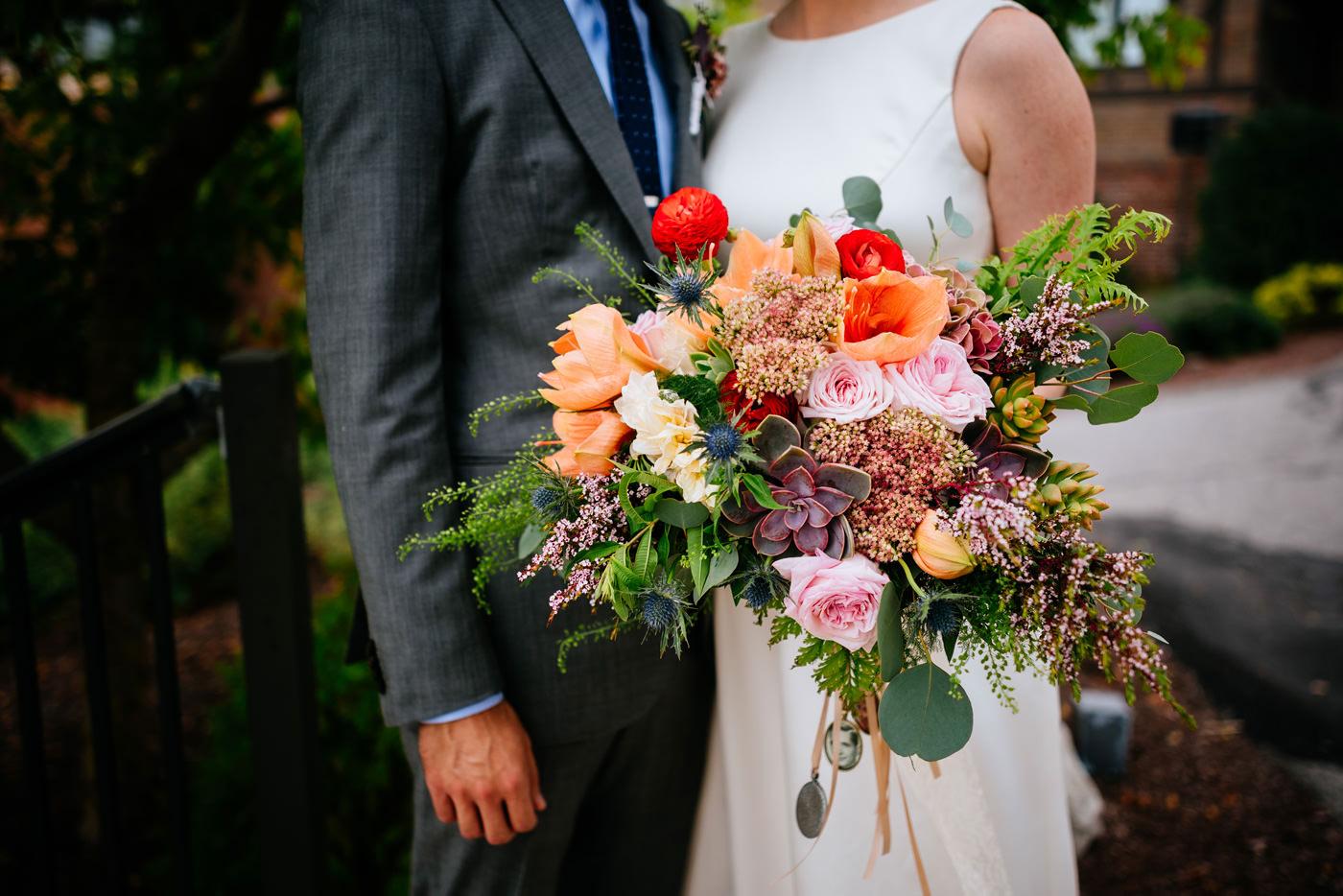 mount lebanon floral gorgeous bridal bouquet