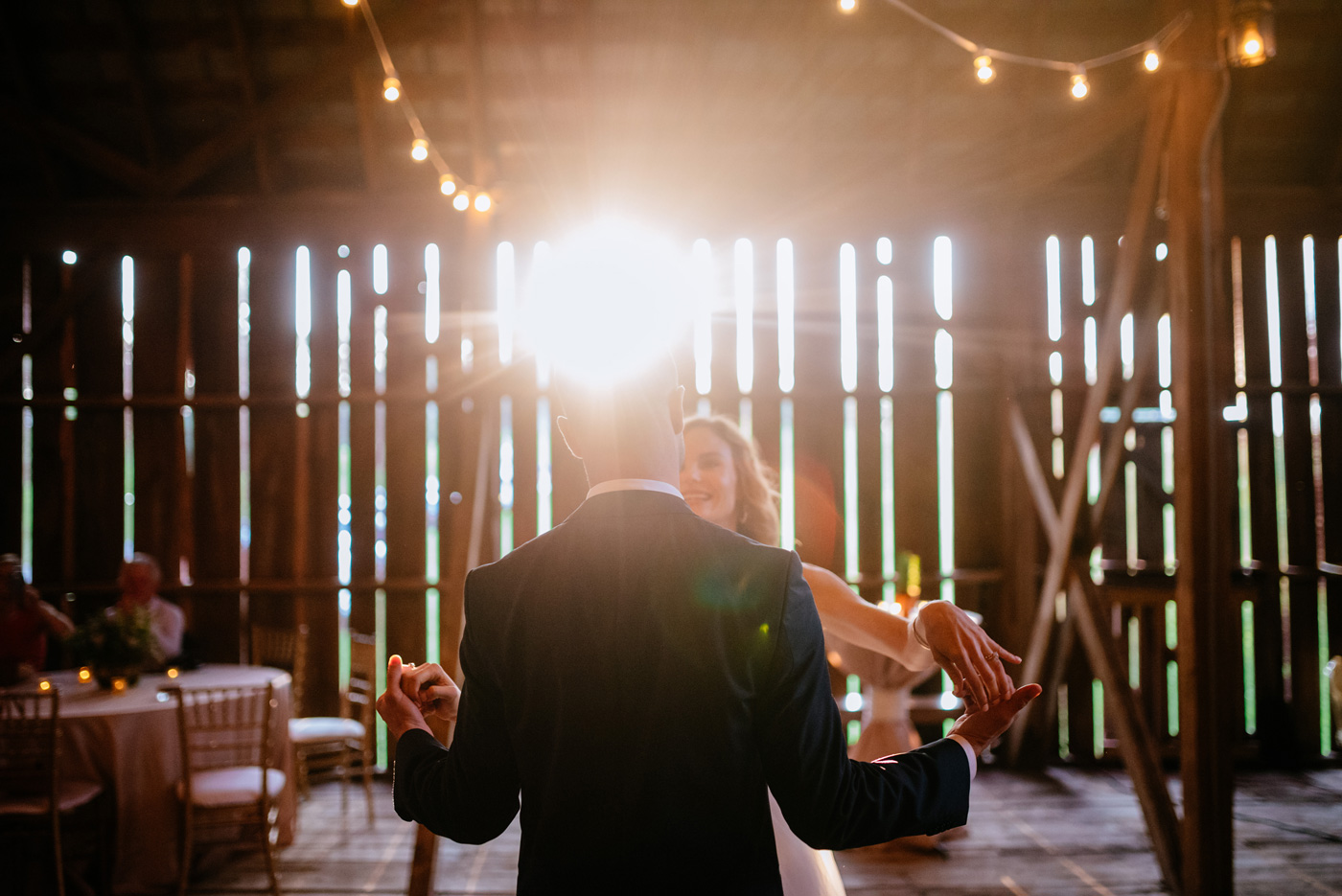 first dance at valley view farm lewisburg west virginia