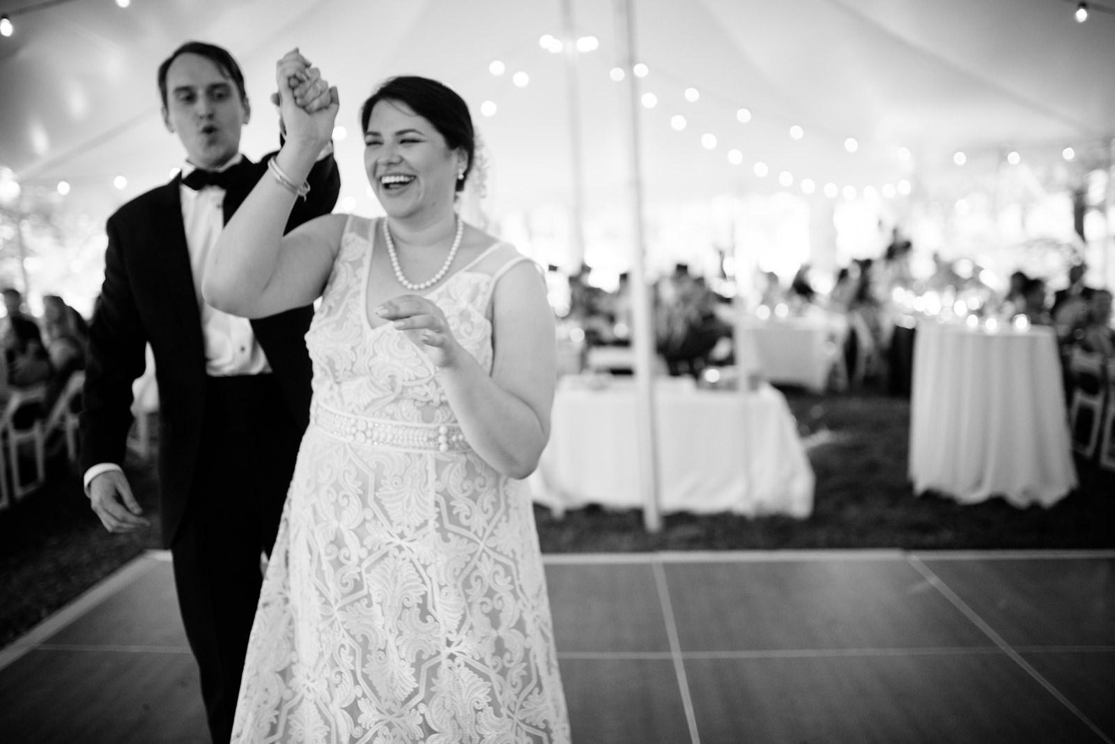 first dance groom spins bride holly hill inn wedding lexington ky