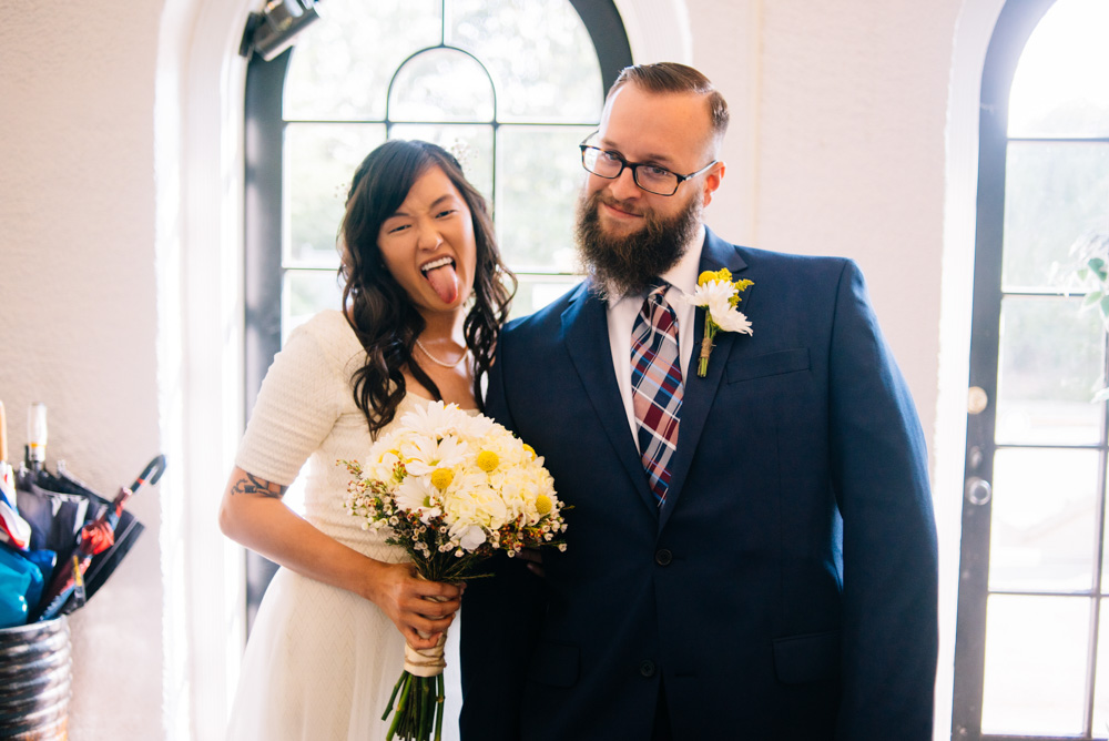 first photo as husband and wife wv