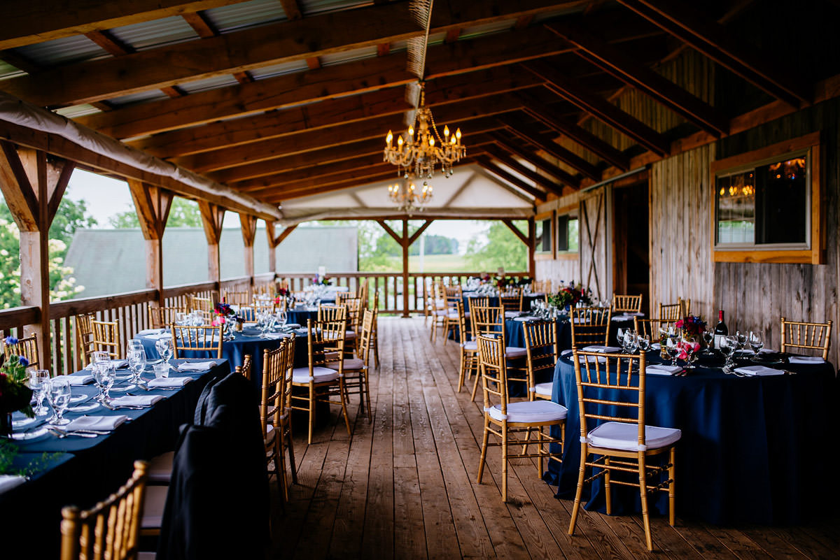 rustic acres pennsylvania wedding