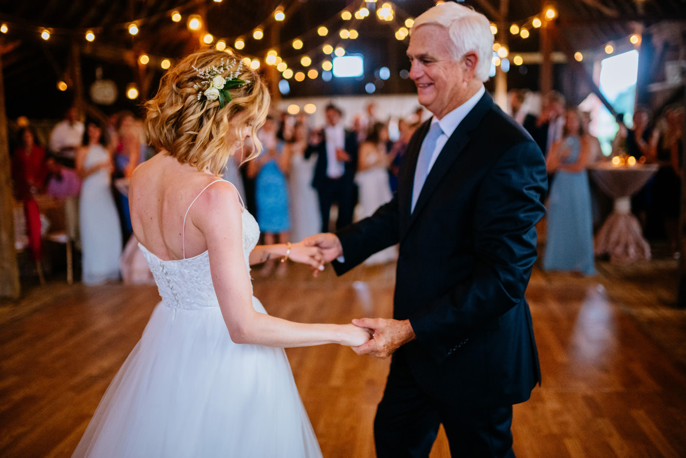 father daughter dance wv wedding