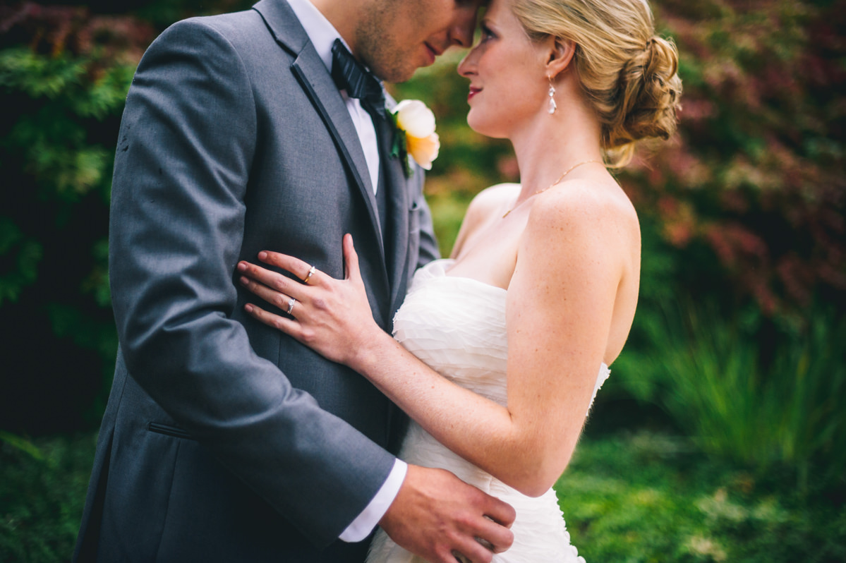 bride and groom portraits by the oberports