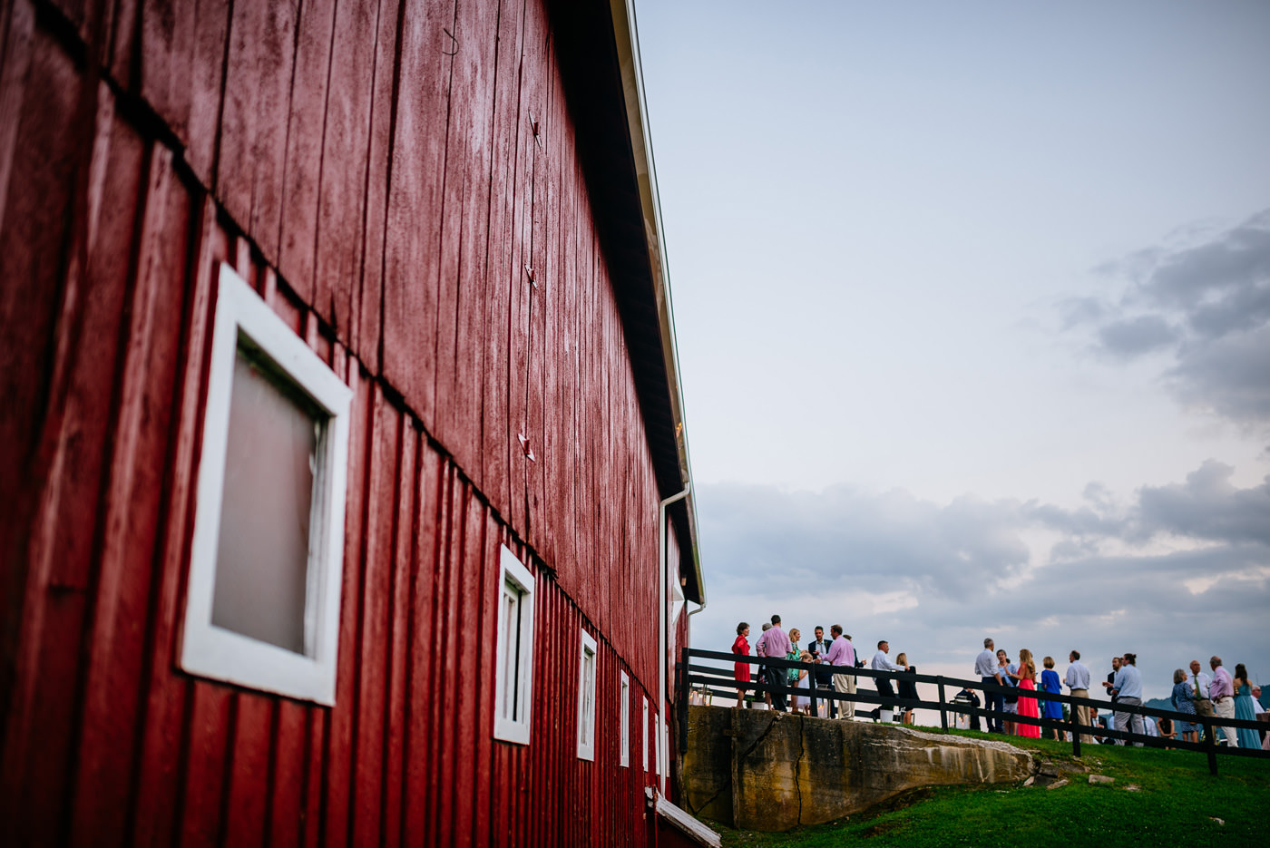 red barn wedding reception lewisburg wv