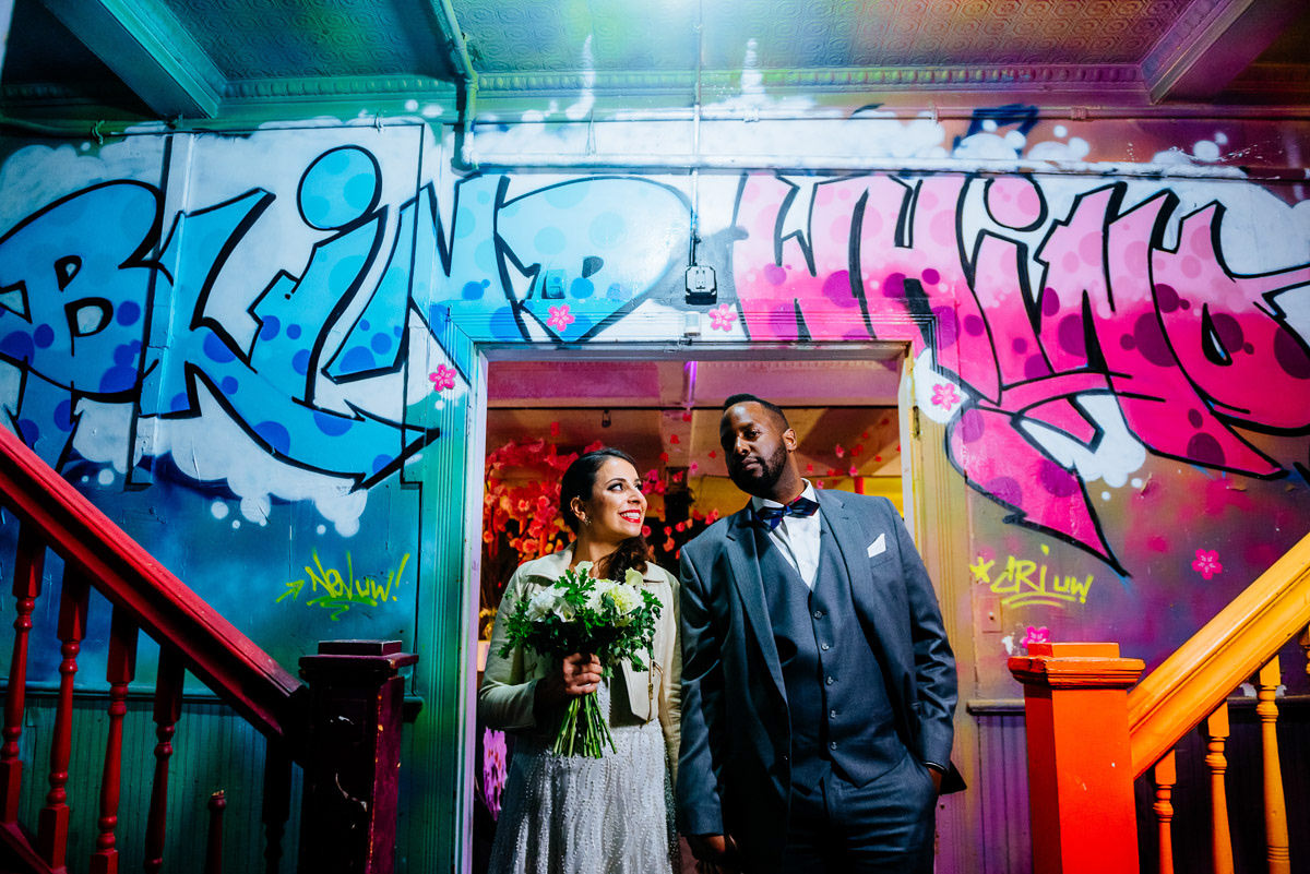 culture house dc bride and groom wedding photos