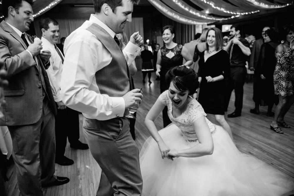bride groom dancing glessner ballroom oglebay wedding by west virginia photographer the oberports