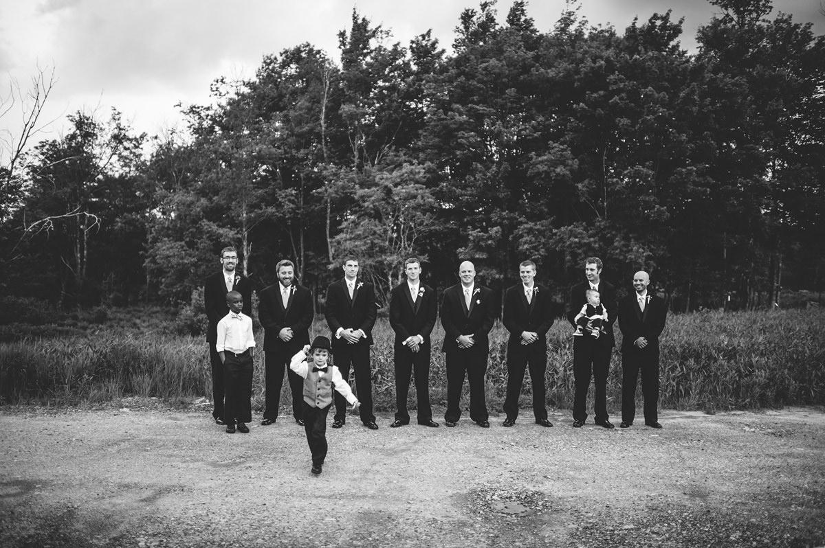 blackwater falls wedding