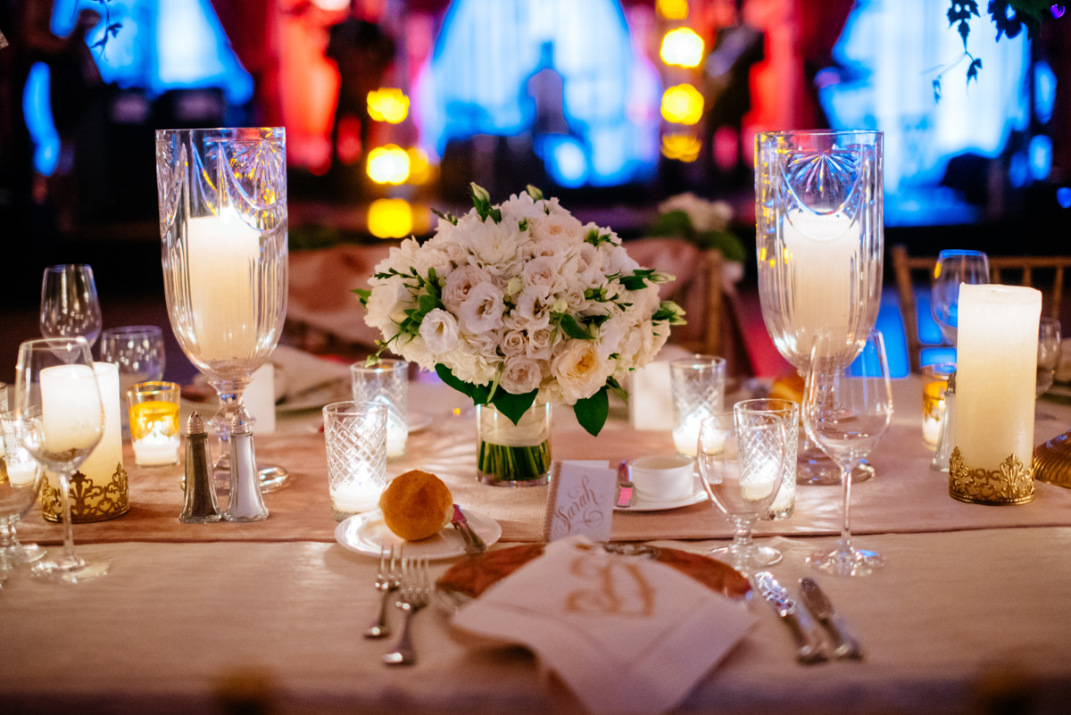 cameo ballroom greenbrier resort wedding reception