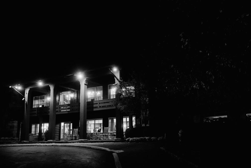 oglebay resort at night