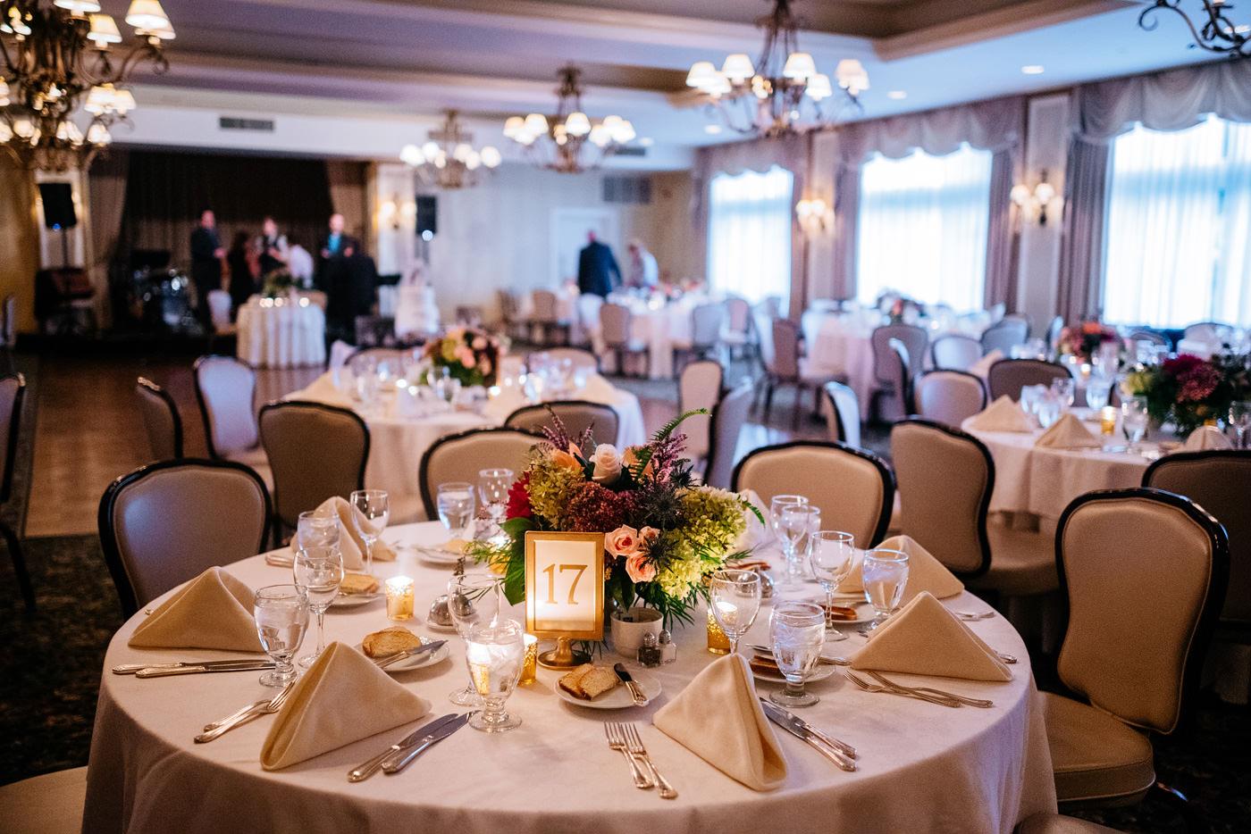 st clair country club wedding reception