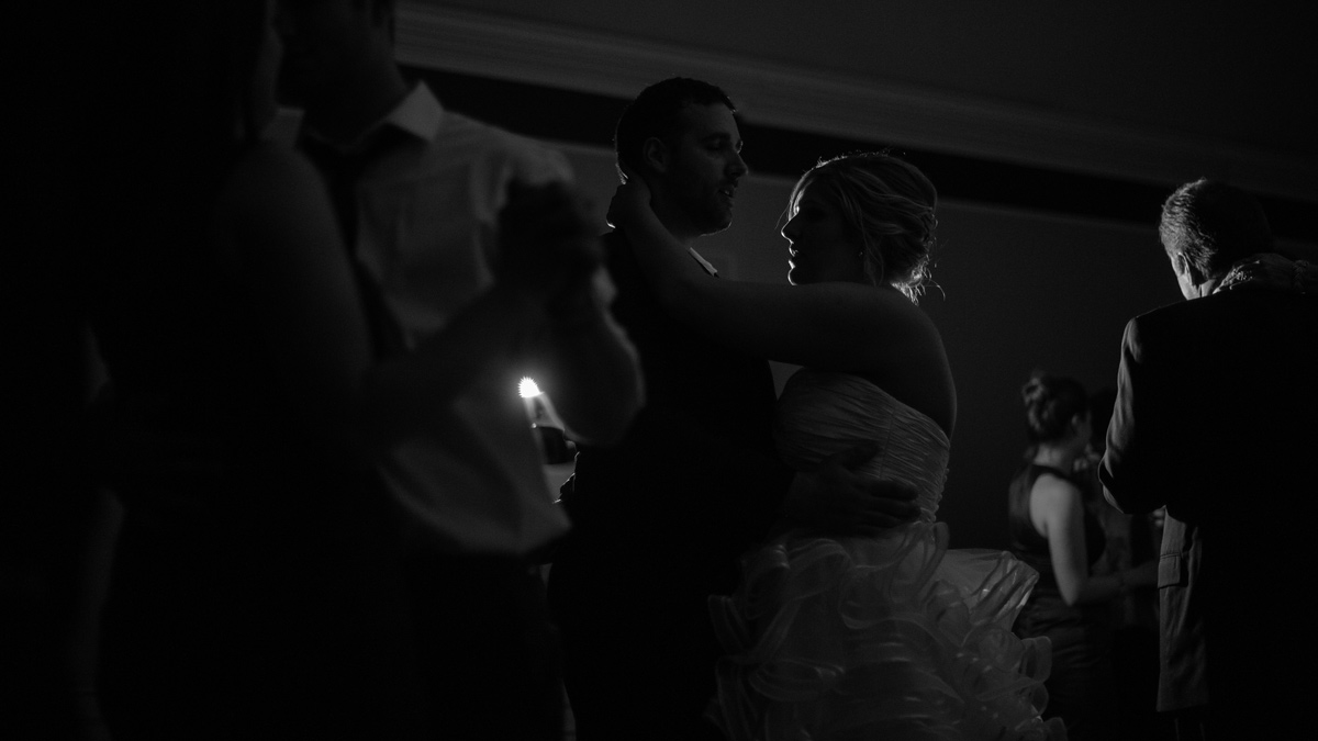 last dance at wedding reception