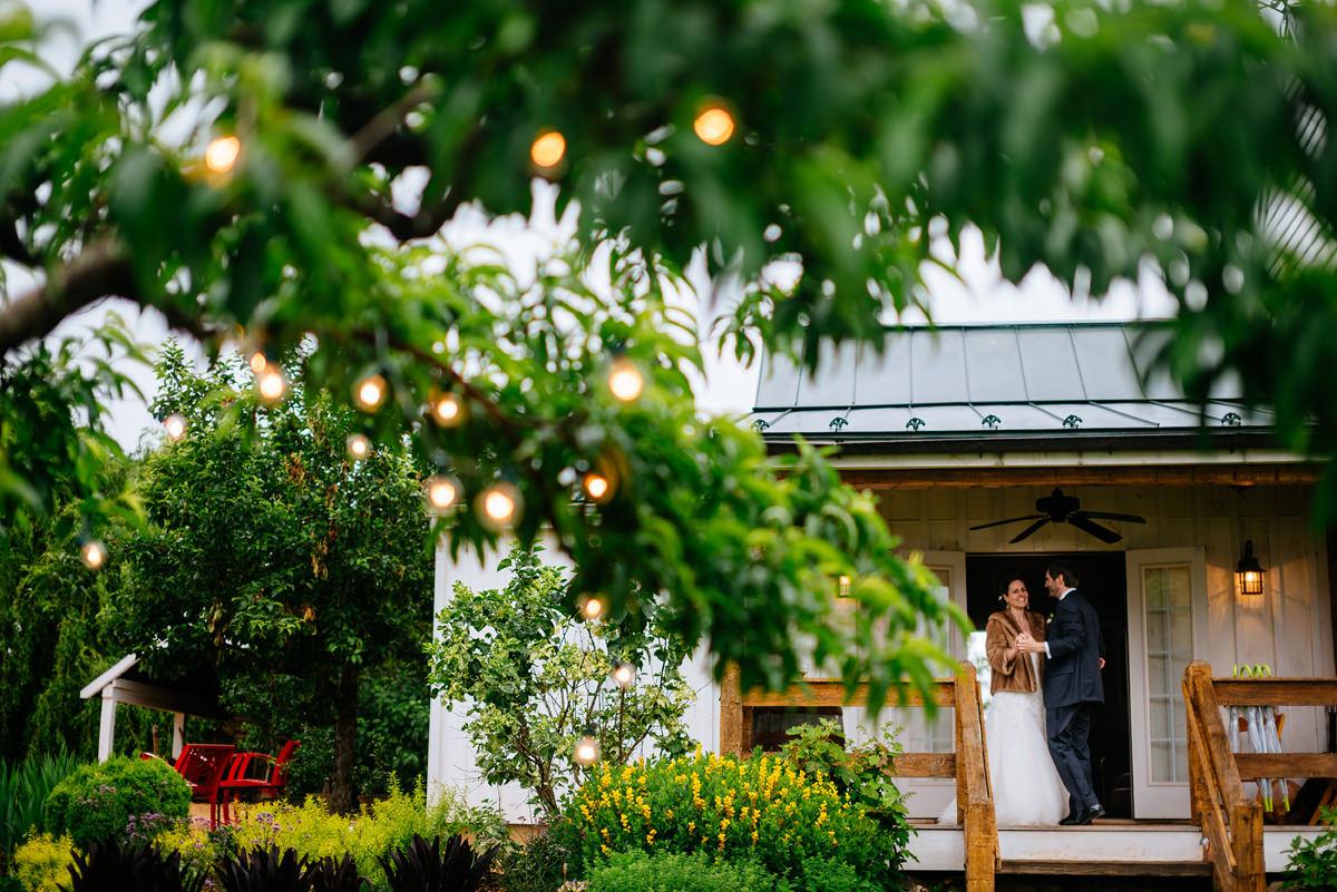 pharsalia virginia wedding bride and groom quiet moment