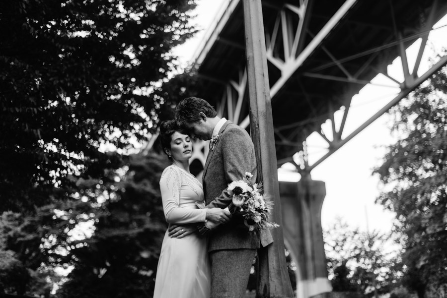 romantic black and white wedding photos by west virginia photographers the oberports
