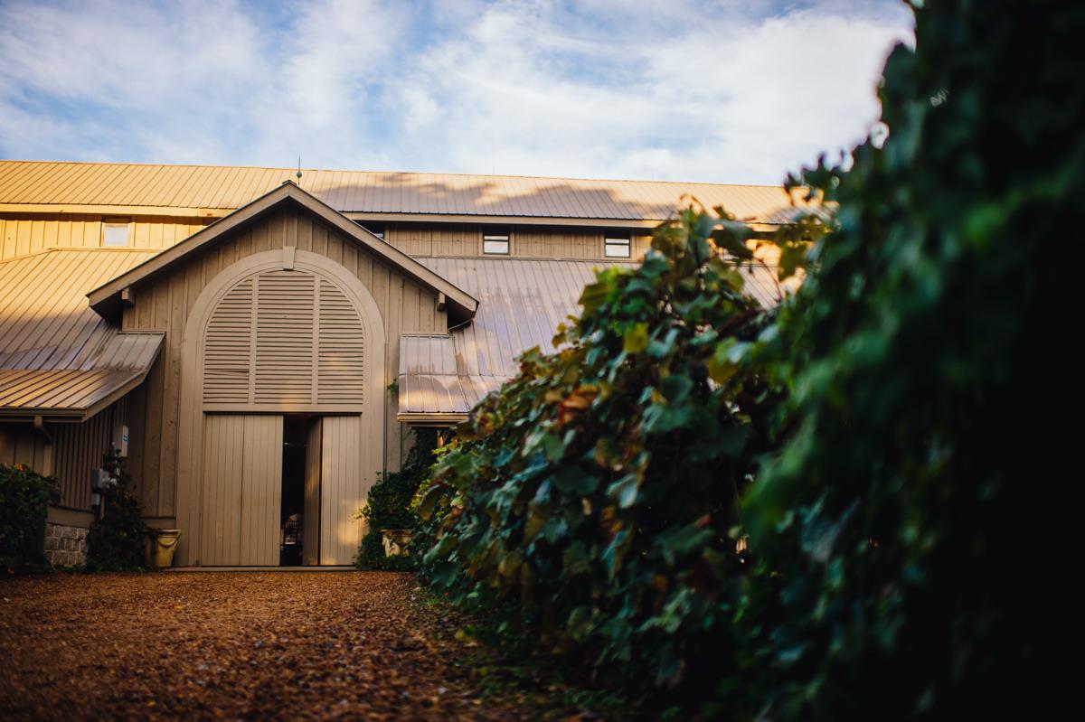 laurelwood farms signal mountain tennessee wedding