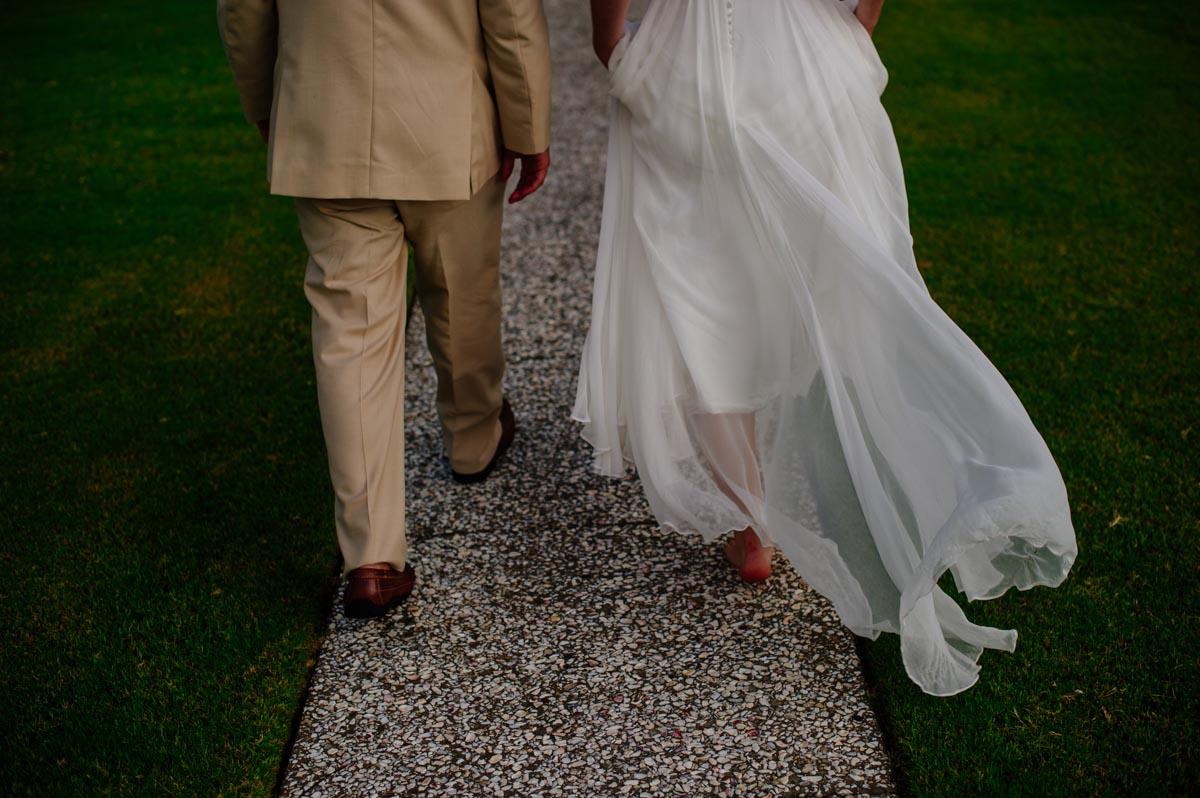 nontraditional wedding portraits