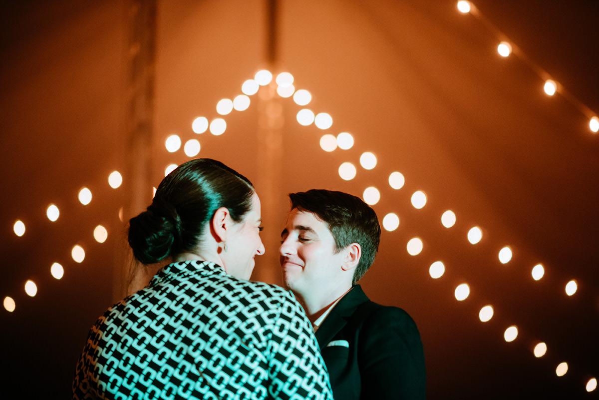 wv wedding first dance same sex
