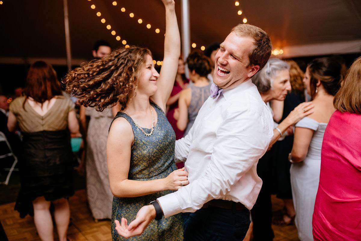 confluence resort wedding reception
