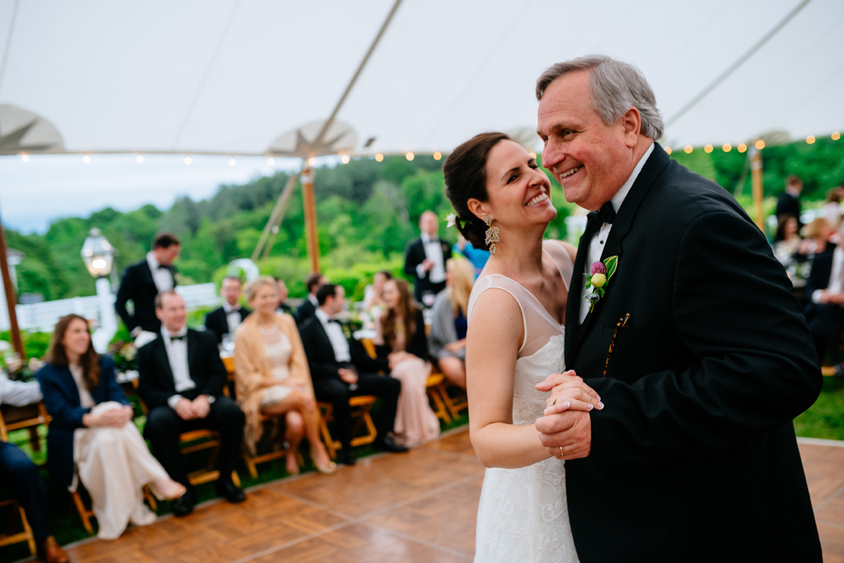 pharsalia virginia wedding father daughter dance