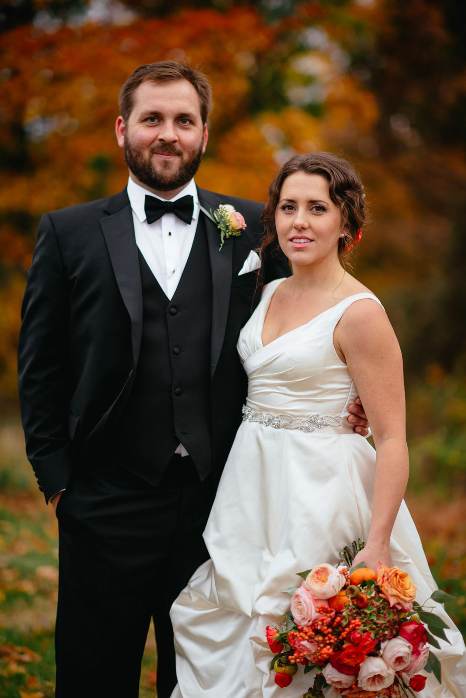 autumn spring summer winter wv wedding