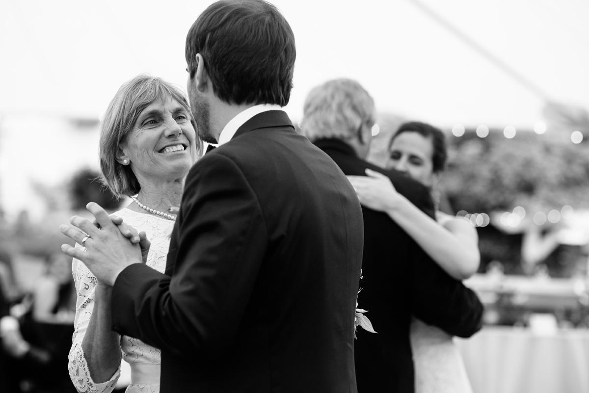 mother son dance pharsalia virginia wedding